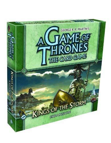Kings of the Storm, Expansion