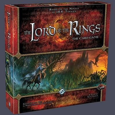 The Lord of the Rings: The Card Game 9781589949812