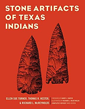 Stone Artifacts of Texas Indians 9781589794641