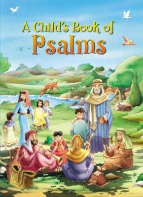 A Child's Book of Psalms 9781580871242