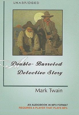 A Double-Barreled Detective Story 9781584726463