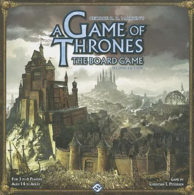 A Game of Thrones the Board Game: 2nd Edition 9781589947207