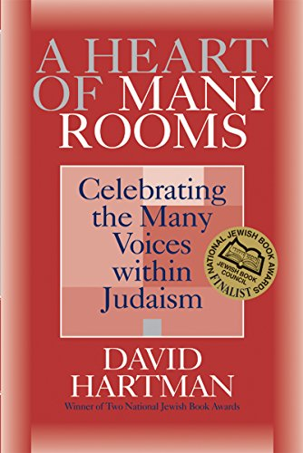 A Heart of Many Rooms: Celebrating the Many Voices Within Judaism 9781580231565