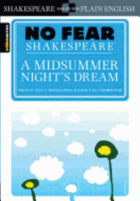 A Midsummer Night's Dream (No Fear Shakespeare) 9781586638481