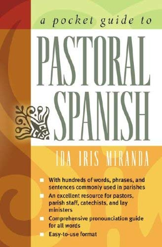 A Pocket Guide to Pastoral Spanish 9781585955824