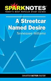 A Streetcar Named Desire (Sparknotes Literature Guide) 7195029