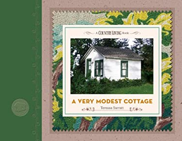 A Very Modest Cottage 9781588167972