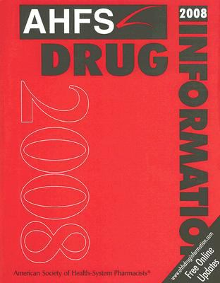 AHFS Drug Information 9781585282067