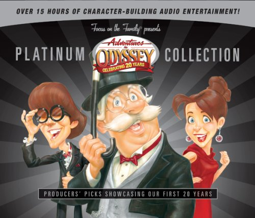 Adventures in Odyssey Platinum Collection: Producers' Picks Showcasing Our First 20 Years 9781589973831