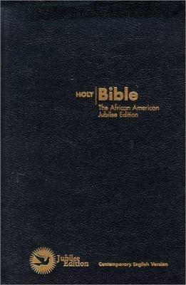 African American Jubilee Bible 9781585160198