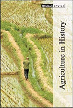 Agriculture in History-3 Volume Set 9781587655517