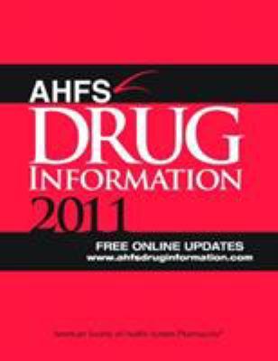 AHFS Drug Information 9781585282609