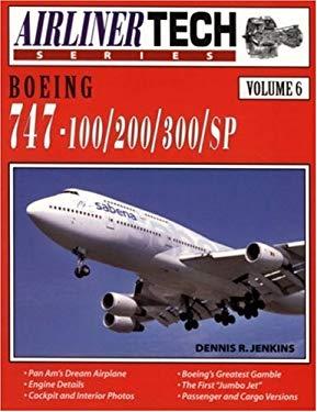 Airliner Tech V06 Boeing 747-1 9781580070263
