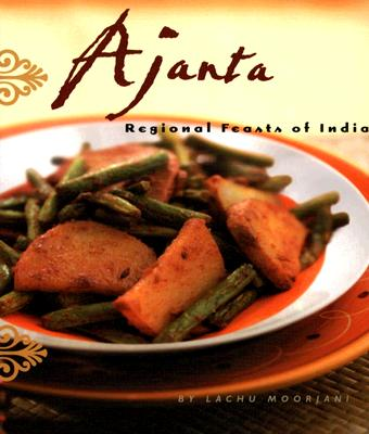 Ajanta by lachu moorjani marty snortum reviews for Ajanta cuisine of india
