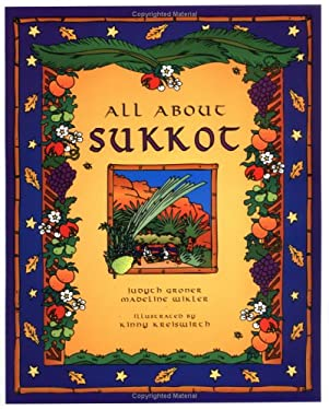 All about Sukkot 9781580130189