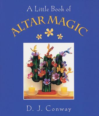 Altar Magic 9781580910521