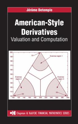 American-Style Derivatives: Valuation and Computation 9781584885672