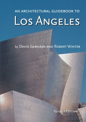 An Arch Guidebook to Los Angeles 9781586853082