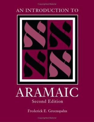 An Introduction to Aramaic 9781589830592