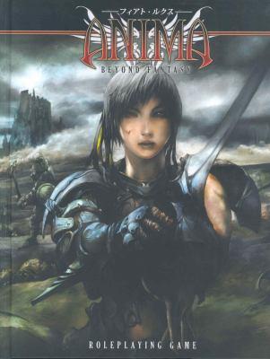 Anima: Beyond Fantasy 9781589944671