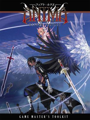 Anima Beyond Fantasy Game Master's Toolkit 9781589947320