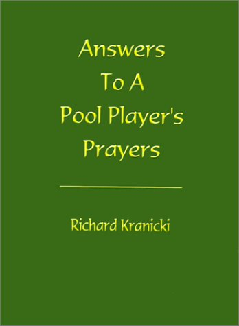 Answers to a Pool Player's Prayers 9781588204455