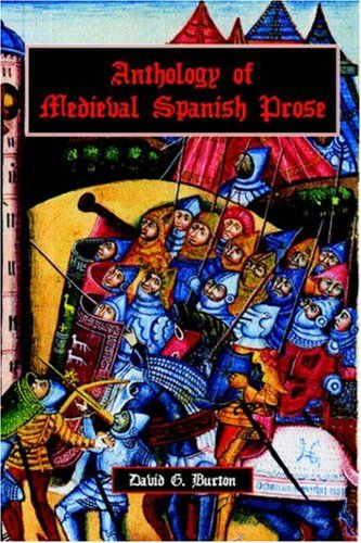 Anthology of Medieval Spanish Prose 9781589770225