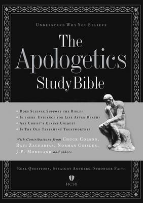Apologetics Study Bible-HCSB 9781586400248