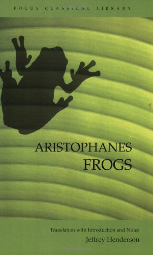 Aristophanes: Frogs 9781585103089