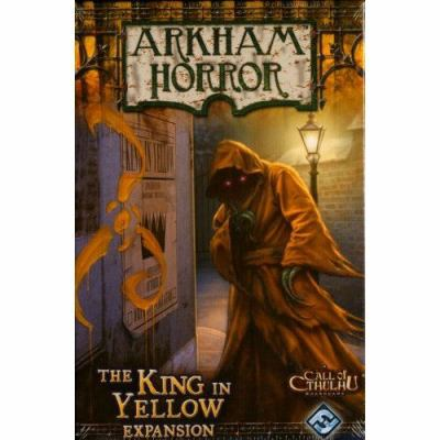 Arkham Horror: The King in Yellow Expansion 9781589943360