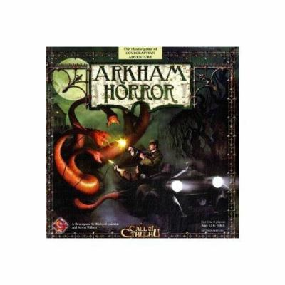 Arkham Horror Board Game: A Call of Cthulhu 9781589942103