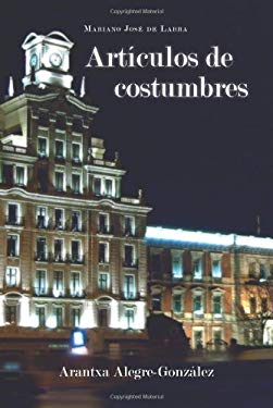 Articulos de Costumbres 9781589770737