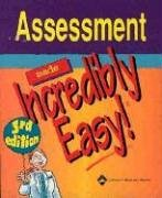 Assessment Made Incredibly Easy! 9781582553917