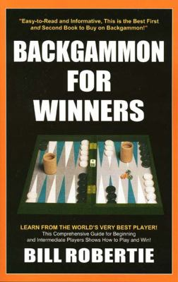 Backgammon for Winners, 3rd Edition 9781580420433