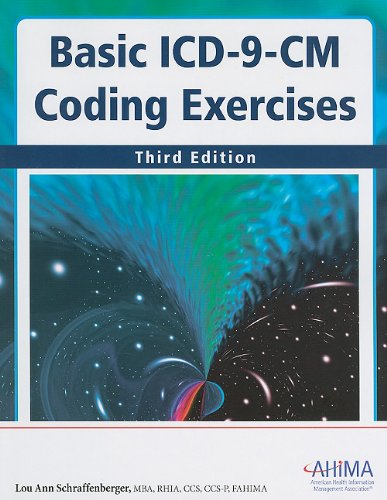 Basic ICD-9-CM Coding Exercises 9781584262800