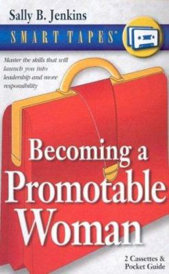 Becoming a Promotable Woman [With Pocket Guide] 9781589262041