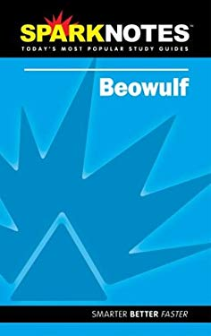 Beowulf (Sparknotes Literature Guide) 9781586634056
