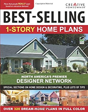 Best-Selling 1-Story Home Plans (Ch) 9781580114820