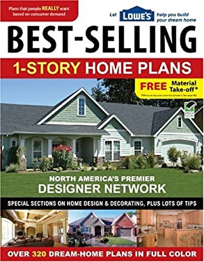 Best-Selling 1-Story Home Plans 9781580114813