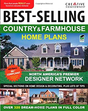 Best-Selling Country & Farmhouse Home Plans 9781580115049