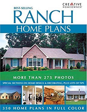 Best-Selling Ranch Home Plans 9781580112727