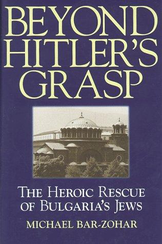 Beyond Hitler's Grasp 9781580620604