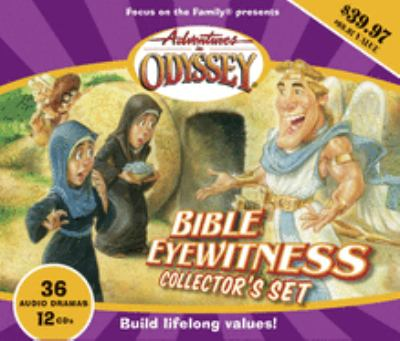 Bible Eyewitness Collector's Set 9781589974005