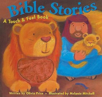 Bible Stories: A Touch & Feel Book 9781581178029