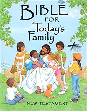 Bible for Today's Family New Testament-Cev 9781585161508