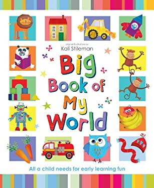 Big Book of My World 9781589251144
