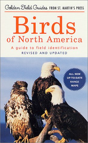 Birds of North America, Revised and Updated: A Guide to Field Identification 9781582380902