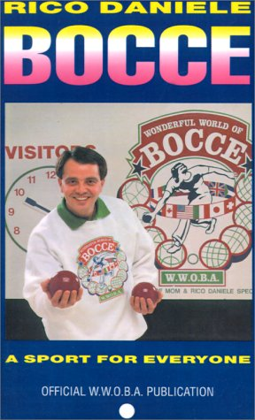 Bocce: A Sport for Everyone 9781587213410