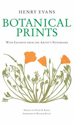 Botanical Prints: With Excerpts from the Artist's Notebooks 9781582436371