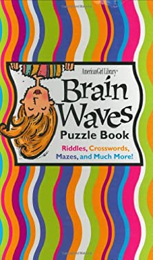 Brain Waves Puzzle Book 9781584855040
